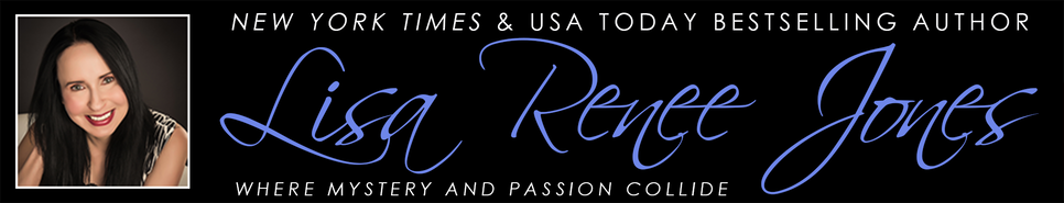 Lisa Renee Jones | New York Times Bestselling Author